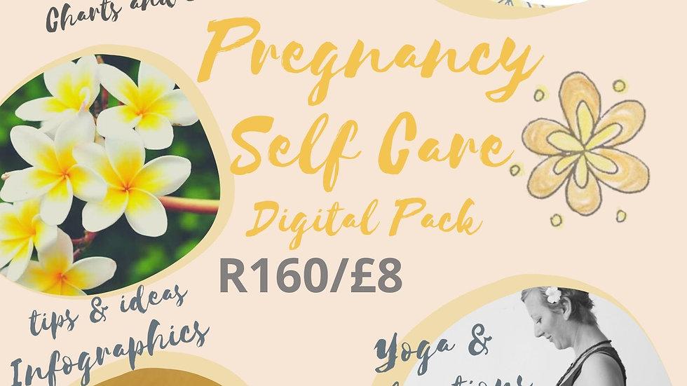 Pregnancy Self Care- Digital Pack