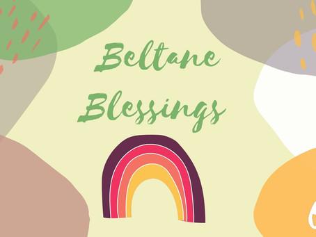Beltane Blessings