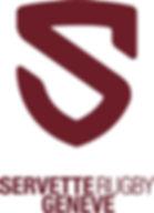Logo Servette Rugby_grenat_blason et tex