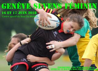 Le Genève Sevens est de retour en version féminin