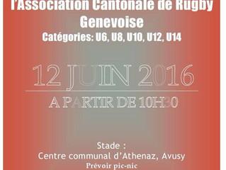 Grand rassemblement ACGR à Avusy.