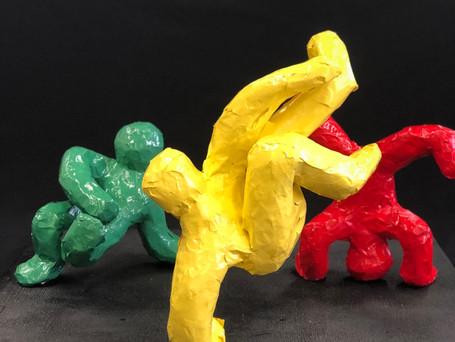 Keith Haring's B-Boys