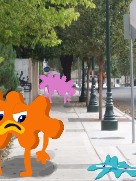 Street Splats