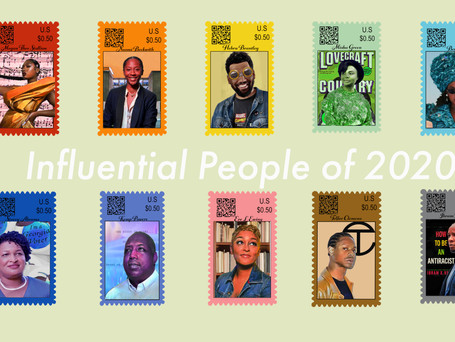 Stamps of 2020