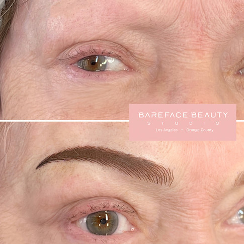 3D Combination Brows