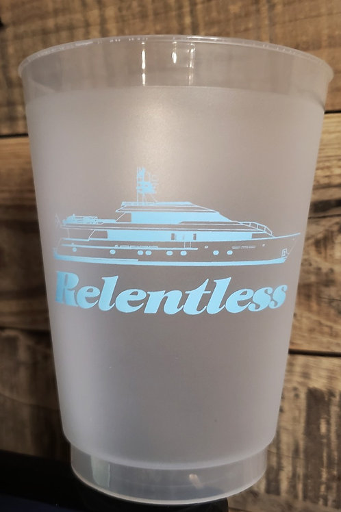 16oz Frosted Tumblers