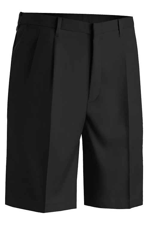 Formal Pleated Shorts