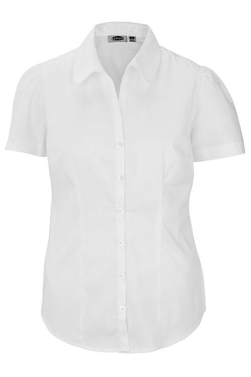 Epaulette Shirt Tapered