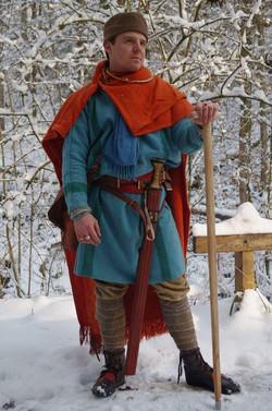 5. Jahrhundert Krieger