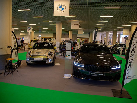 Monaco's EVER Conference for Eco-Friendly Cars Evolves for 2021