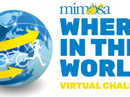 Mimosa - Where in the World? Challenge