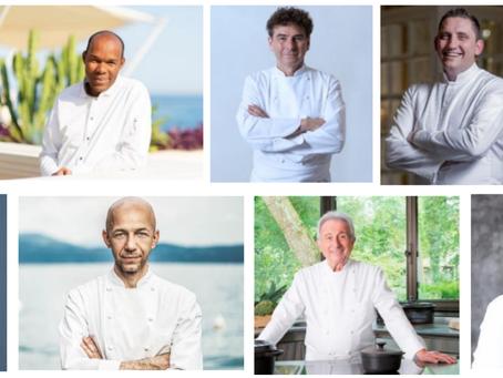 SBM launches the 'Monte-Carlo Festival of Stars' gastronomic festival
