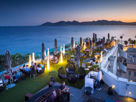 Top 3 Rooftop Bars in the Côte d'Azur