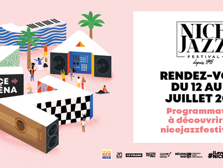 Tickets on Sale Now for the Nice Jazz Festival, 12-17 July 2021!