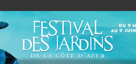 Festival des Jardins Springs Up Across the Côte d'Azur