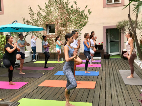 Nice's Hotel Beau Rivage Launches Summer Wellness Programme