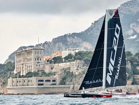 Monaco to Saint-Tropez Sailing Speed Record Broken