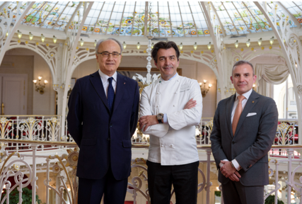 World Renowned Chef Yannick Alléno Takes Monaco
