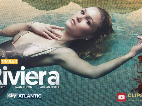Season 2 of TV Drama 'Riviera' Debuts
