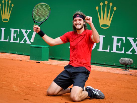 Master of the Court: Stefanos Tsitsipas Wins 2021 Rolex Monte-Carlo Masters