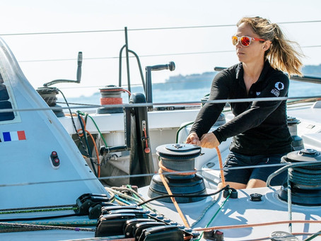 Sailing Around the World: Alexia Barrier