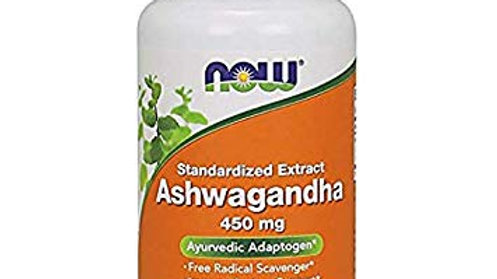 Ashwagandha, 450 mg, 90 Veg Caps