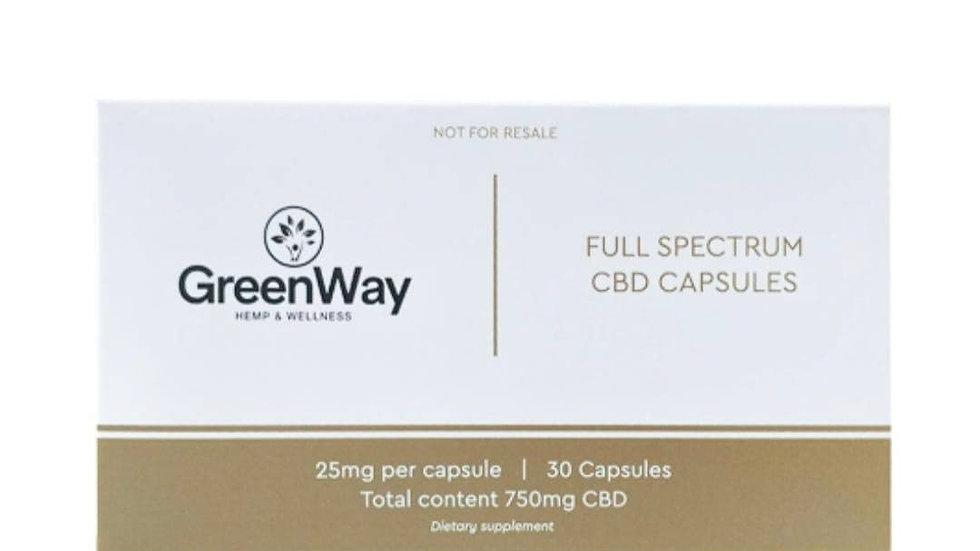 Greenway Full Spectrum Capsules