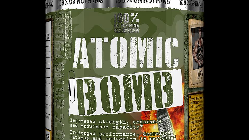 MAXXMUSCLE ATOMIC BOMB POWDER 450g