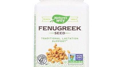 Nature's Way, Fenugreek Seed, 1,220 mg, 100 Vegan Capsules