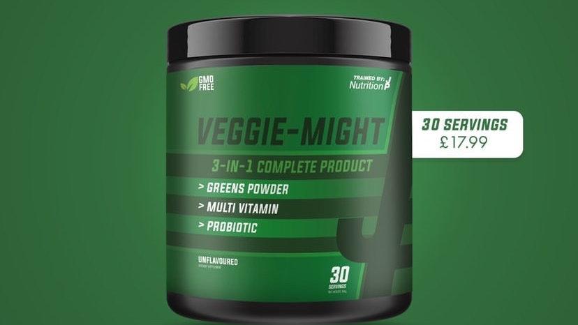 JP Veggie-might
