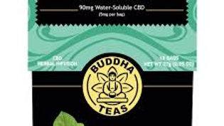 Buddha Teas Peppermint Infusion - 18 bags