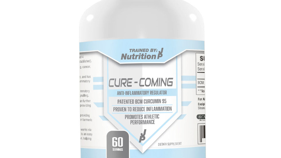 JP Cure-Coming