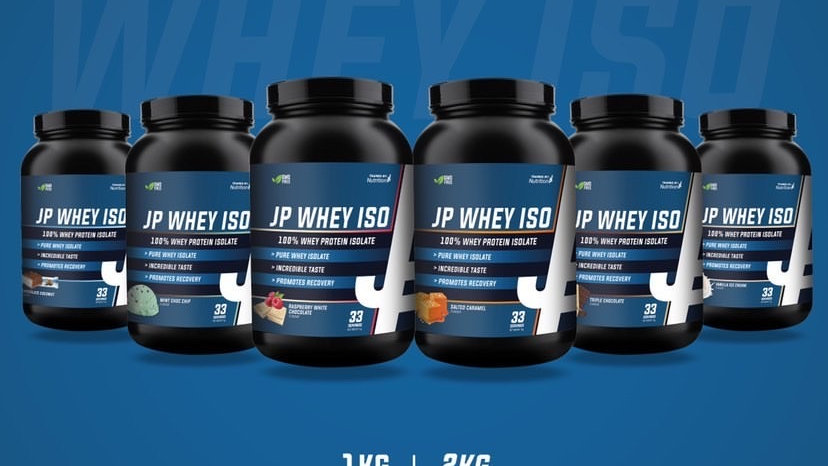 JP Whey Isolate