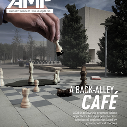 Cover - March 2019
