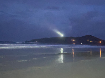 Byron Bay at Night