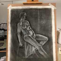 2-Hour Figure Study