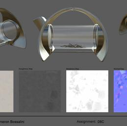 Modern Teapot - Texture Sheet