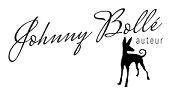 Logo Johnny Bollé auteur podenco klein.b