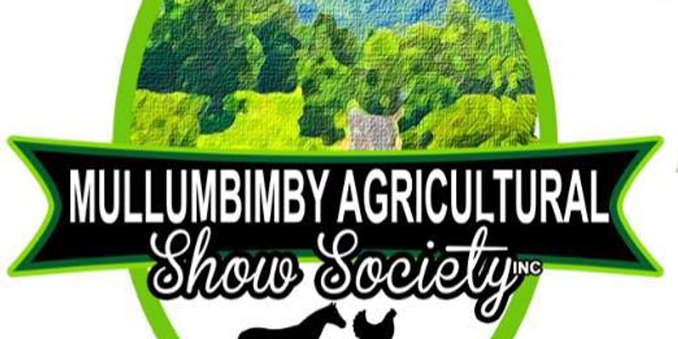 Mullumbimby Agricultural Show  | 9 & 10 November 2019