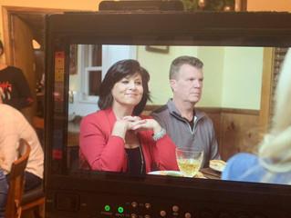 On Set! A Holiday Boyfriend!