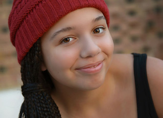 So proud of our young client and her booking!