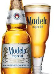 Two of our finest - for MODELO BEER