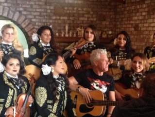 U2 video released/featuring our Grammy Winning MARIACHI!
