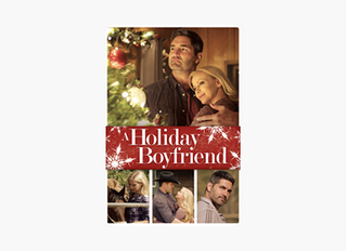 IT'S OUT! A HOLIDAY BOYFRIEND!