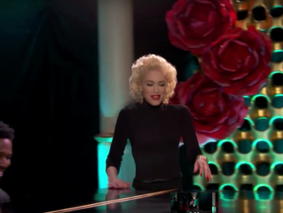 "Gwen Stefani ""Make Me Like You"""