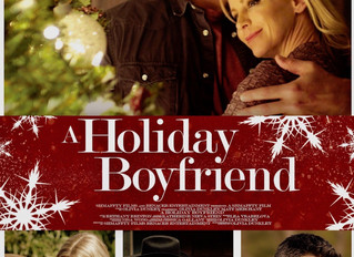 Catch the December release of A Holiday Boyfriend!