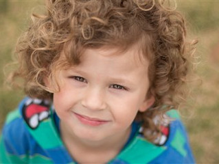 5 year old talent lands Candy commercial ....actor/drummer will be shooting a spot for the German ca