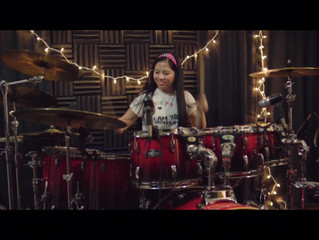 Girls and Drums