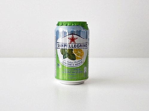 San Pellegrino - Limone e Menta- 330 ml
