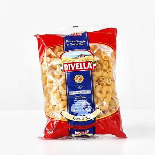 Gomiti short pasta- Divella- 500 gr